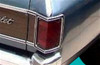 1968-69 Tailgate EXTENSION MOLDINGS (pr)