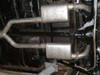 "1964-72 A-BODY 2.5"" CROSSMEMBER BACK W/ X-CHANGE SYSTEM"