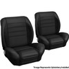 1965 TMI Chevelle or El Camino Sport R Style Bucket Seat Cover Kit