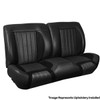 1968 TMI Chevelle or El Camino Sport R Style Bench Seat Cover Kit