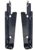 1966 Chevelle Grille Support Brackets PAIR ( Left Hand & Right Hand)