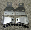 1969 Valance & Grille Mounting Brackets (4pc)