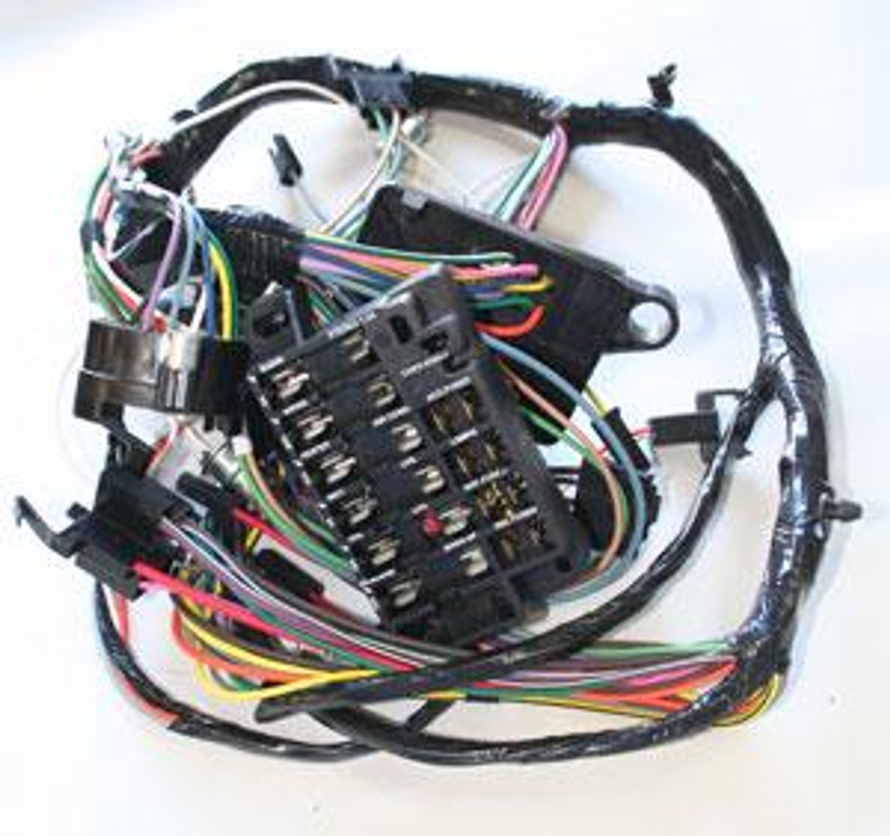 1966 Chevelle El Camino Dash Harness, Console shift, with Gauges (CH67027)