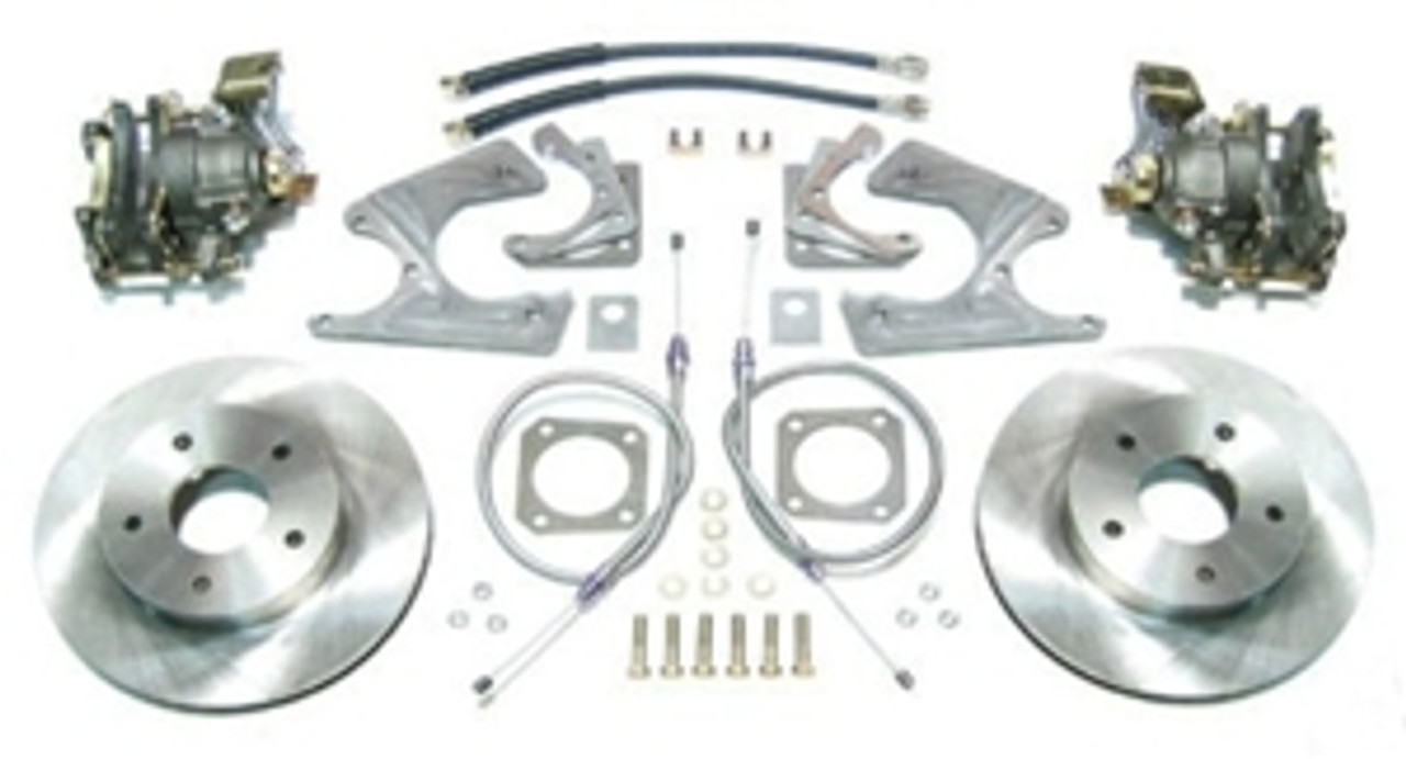 1964-72 Rear Disc Brake Conversion Kit