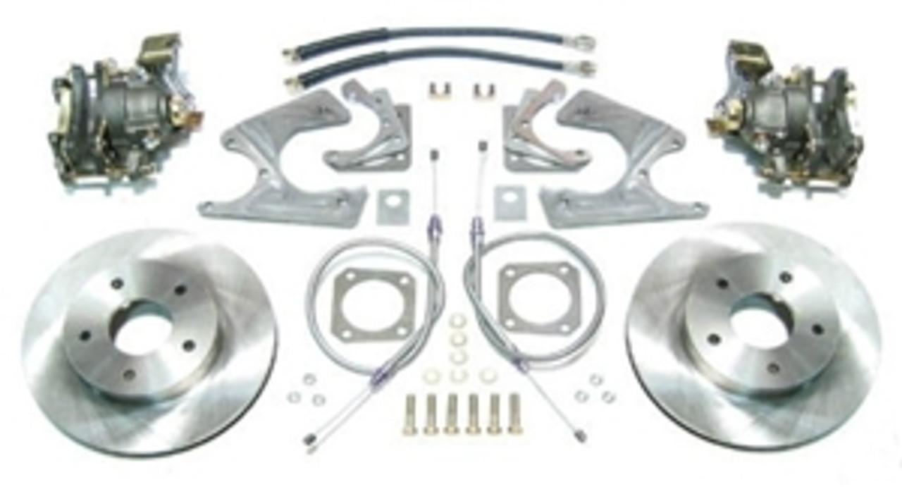 1964-72 Rear Disc Brake Conversion Kit