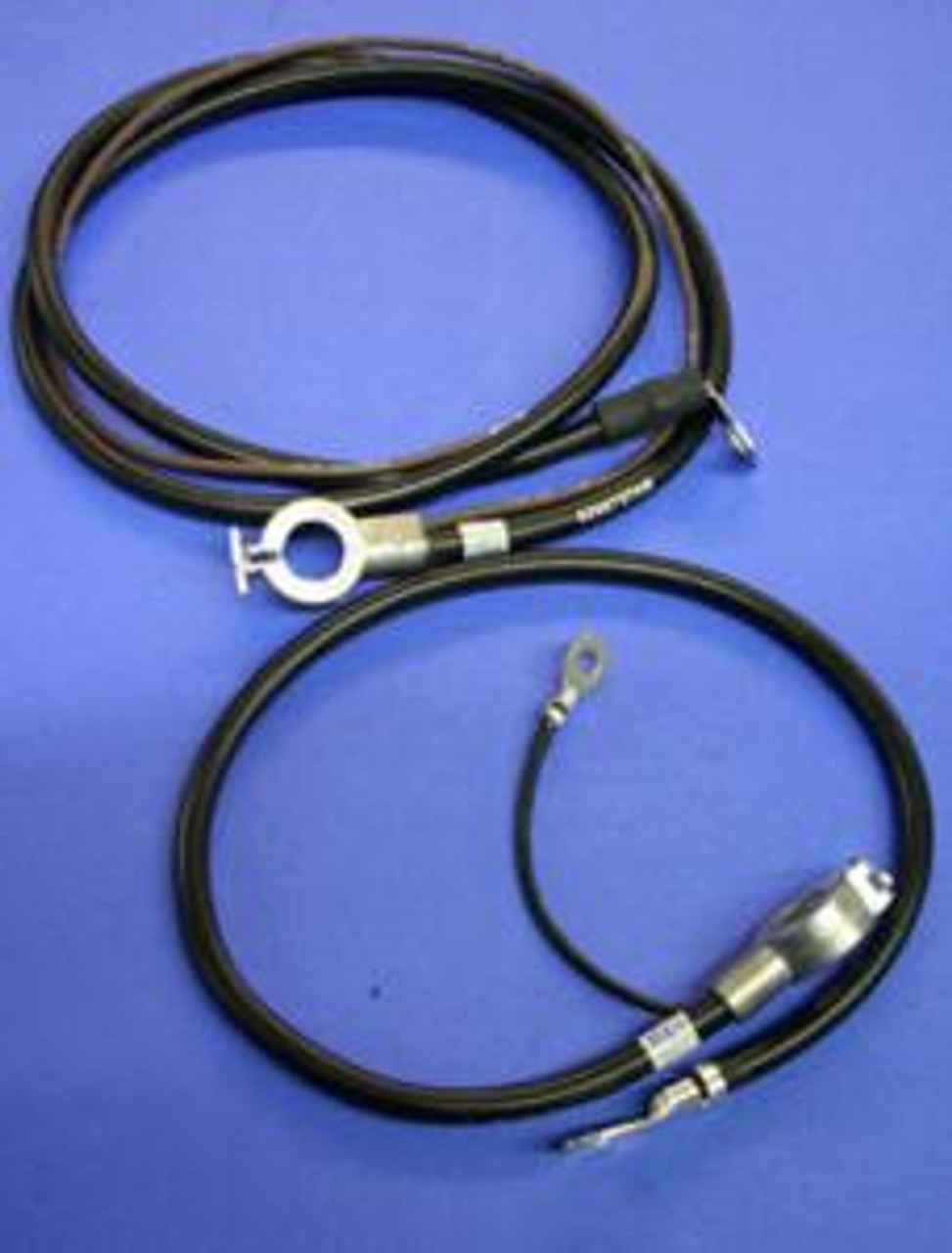 1964-70 Spring Ring Battery Cables (Pair)