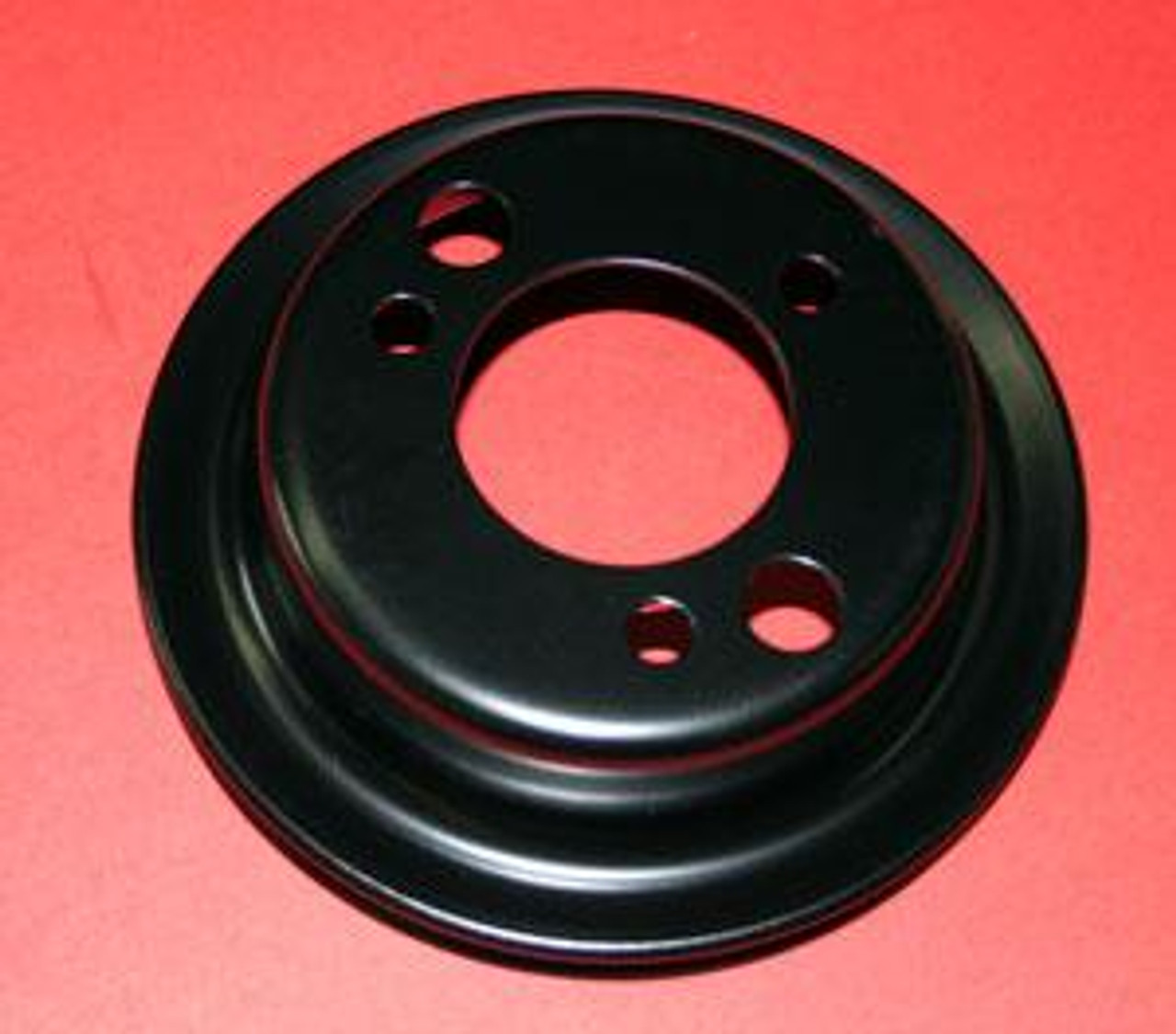 1955-68 Crank Pulley Extension for Power Steering Small Block