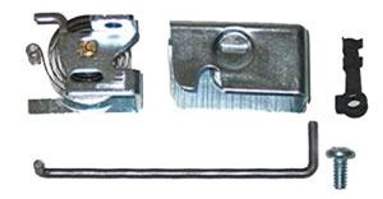 1970-72 Big Block 4BBL Choke Kit (Holley)