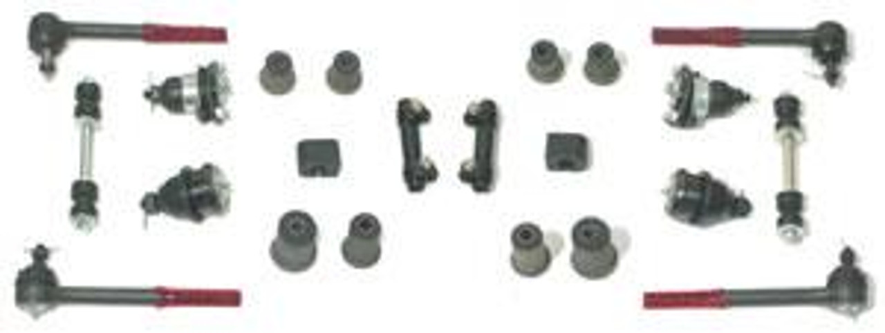 1970-72 Front Suspension Kit (Oval Holes)