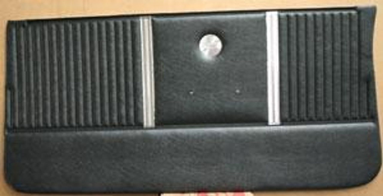 1964 Standard Chevelle Door Panels, Front (Pair)