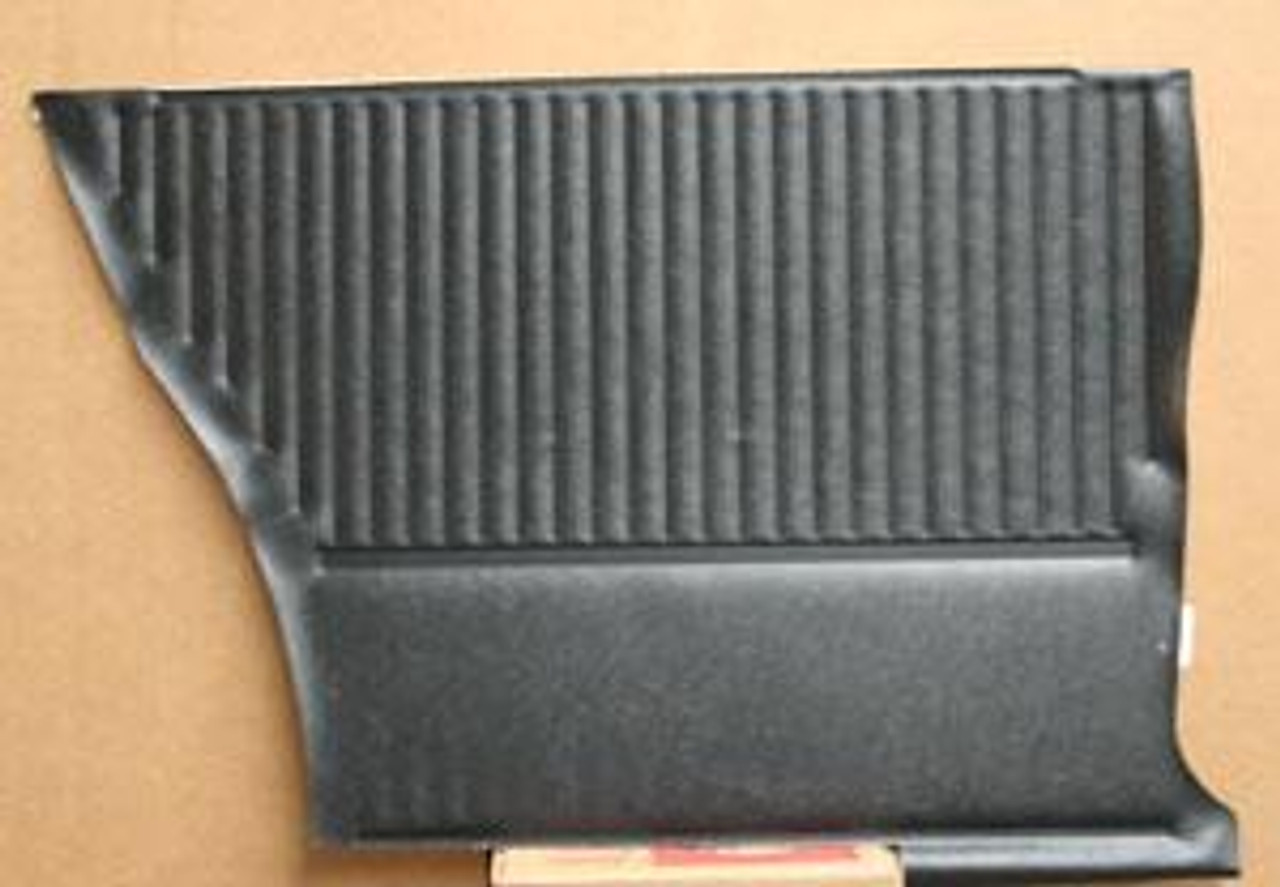 1964 Standard Chevelle Door Panels, Rear Hard Top (Pair)