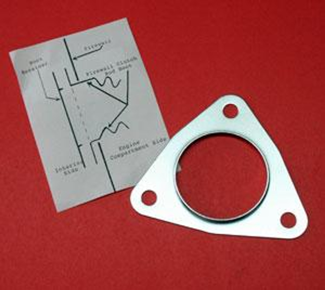 1968-72 Firewall Boot Retainer