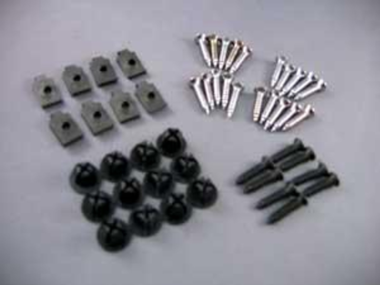 1969-72 Front End Screw Kit