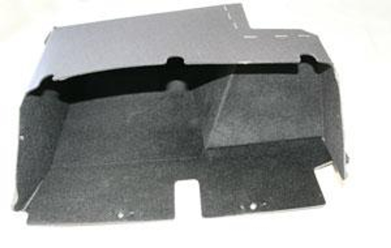 1964-65 Chevelle El Camino Inner Glove Box Liner Without Air Conditioning
