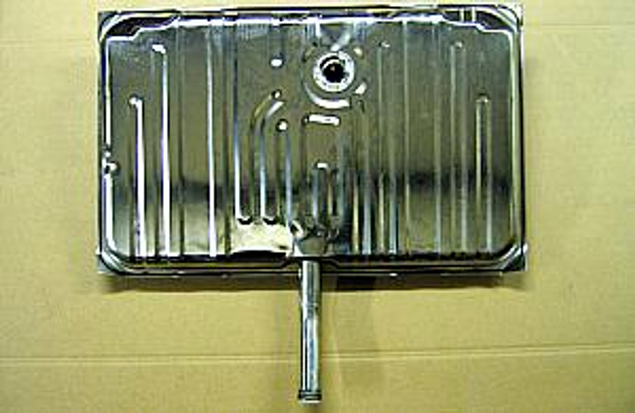 1968 1969 Gas (Fuel) Tank (Stainless Steel, w/o EEC)
