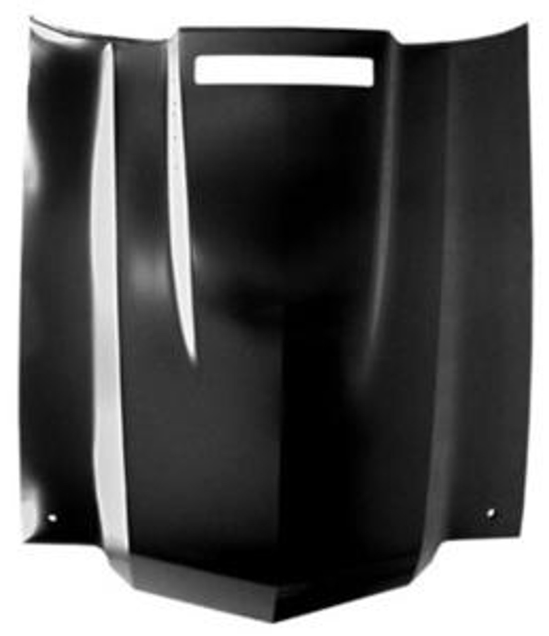 1970-72 Chevelle Cowl Induction Hood