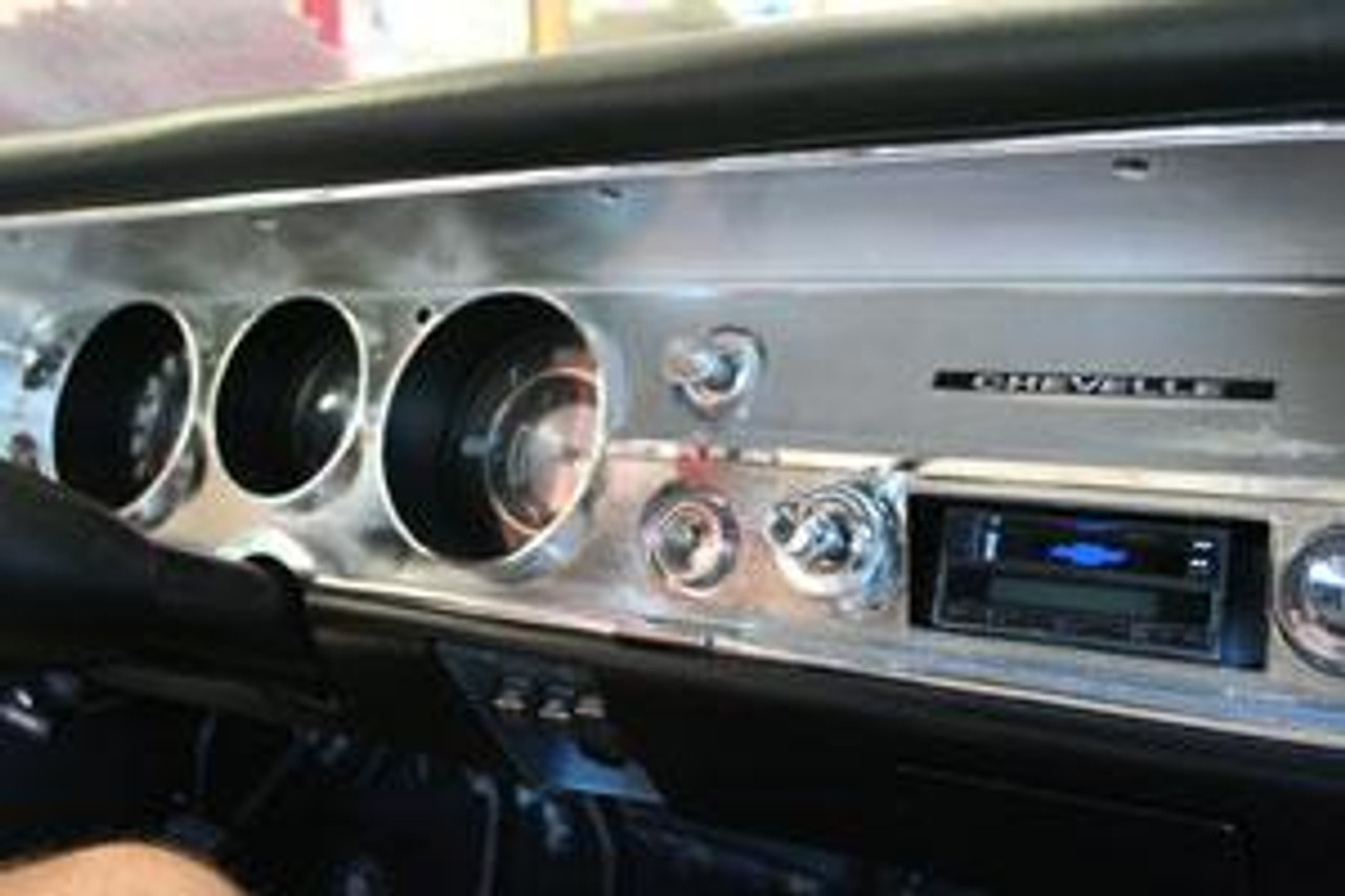 1965 Instrument Panel Bezel (without Air)