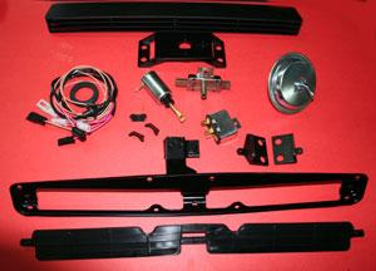 1970-72 Cowl Induction Kit