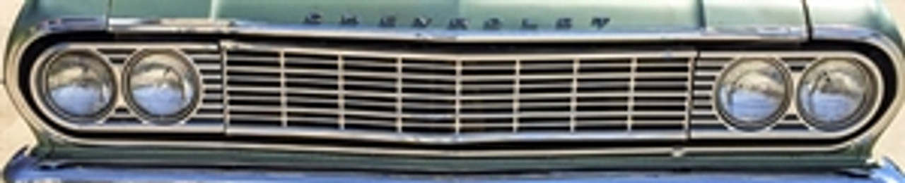 1964 Front Grille Assembly Kit