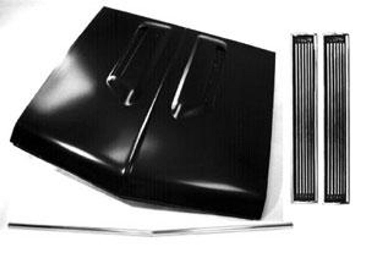 1967 Chevelle SS HOOD Assembly Kit