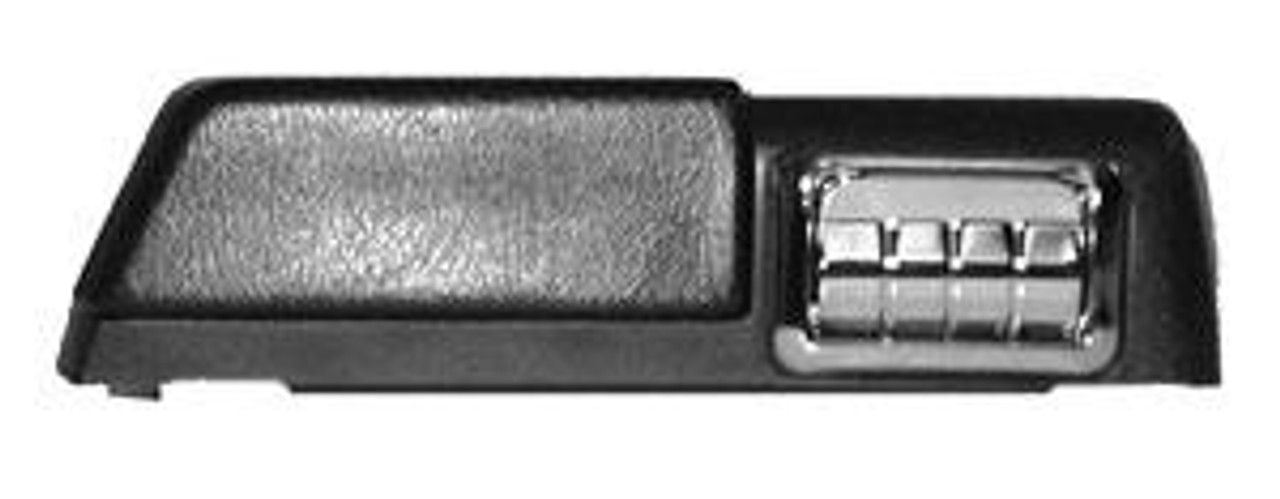 1968 1969 Chevelle Rear Arm Rest Pads & Base Set (Includes Ashtrays)