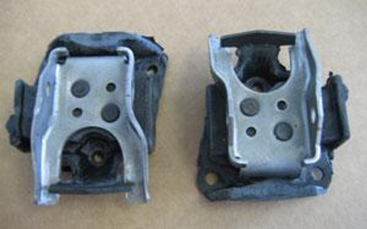1968-72 Big Block Engine Mounts (Motor Mounts) (pair)