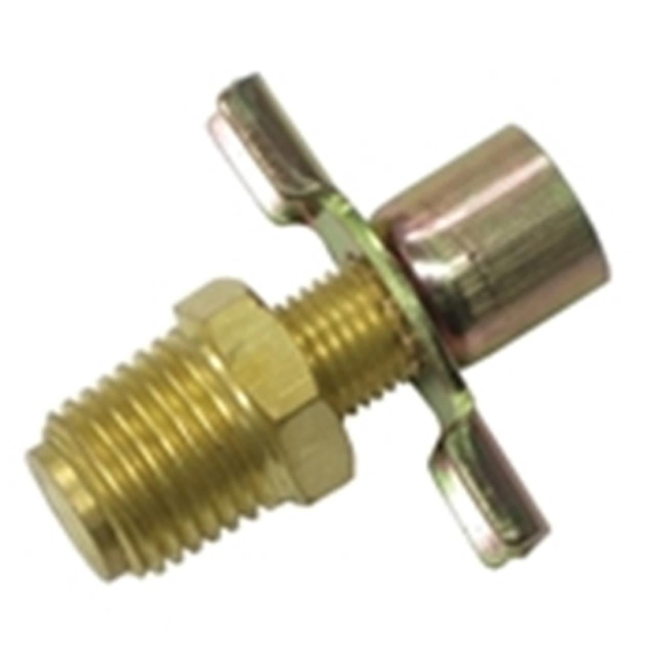 1964-72 Brass Radiator Petcock