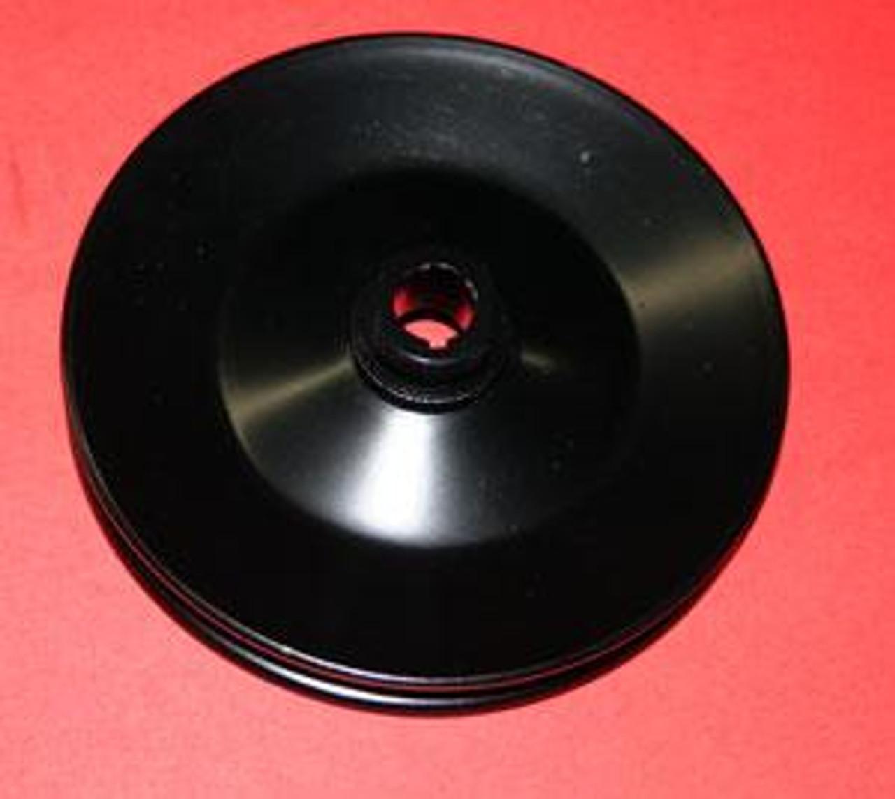 1962-72 Single Groove Power Steering Pulley (Big Block or SMALL BLOCK)