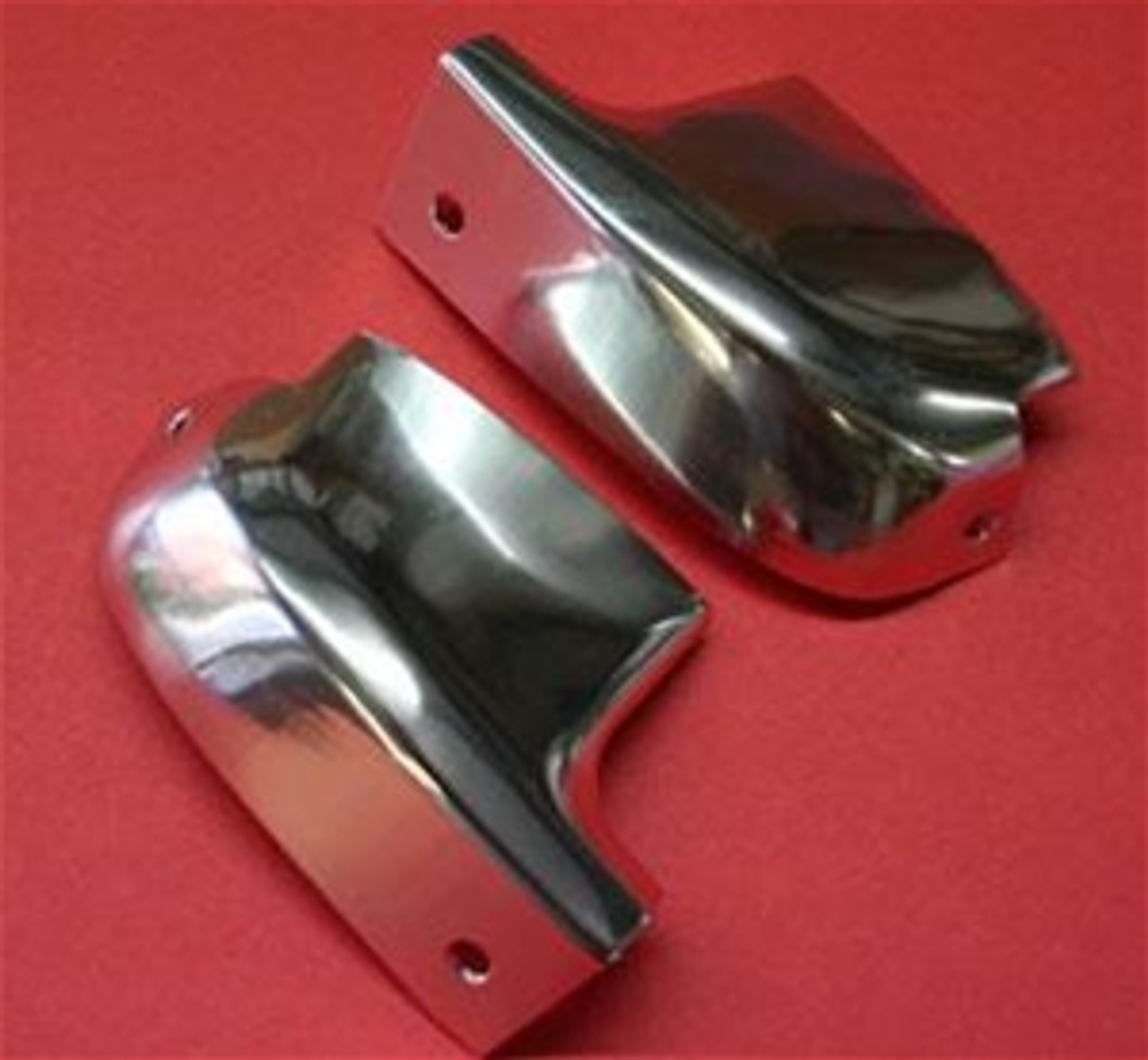 1964 Rear Rocker Caps (Pair)
