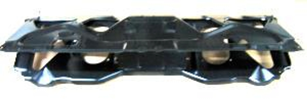 1970-72 Chevelle Convertible Rear Seat Divider Panel