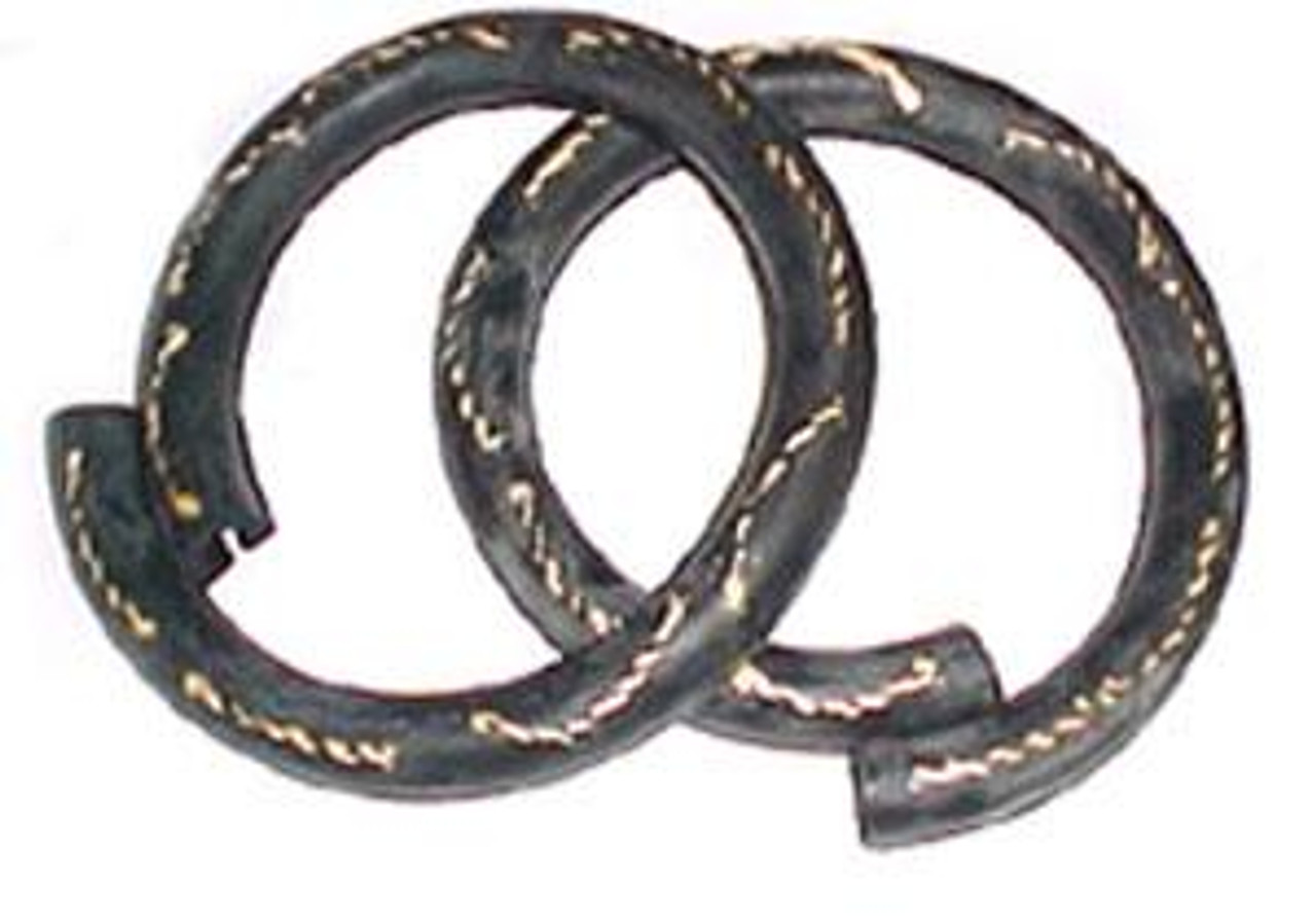 1964-66 Rear Spring Insulators (pr)