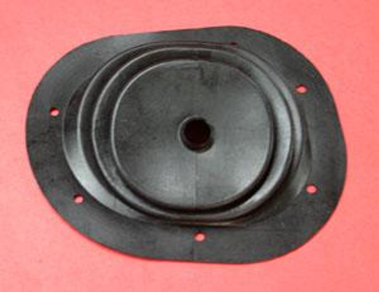 1966-67 Lower Shift Boot, Bench or Bucket (at floor)