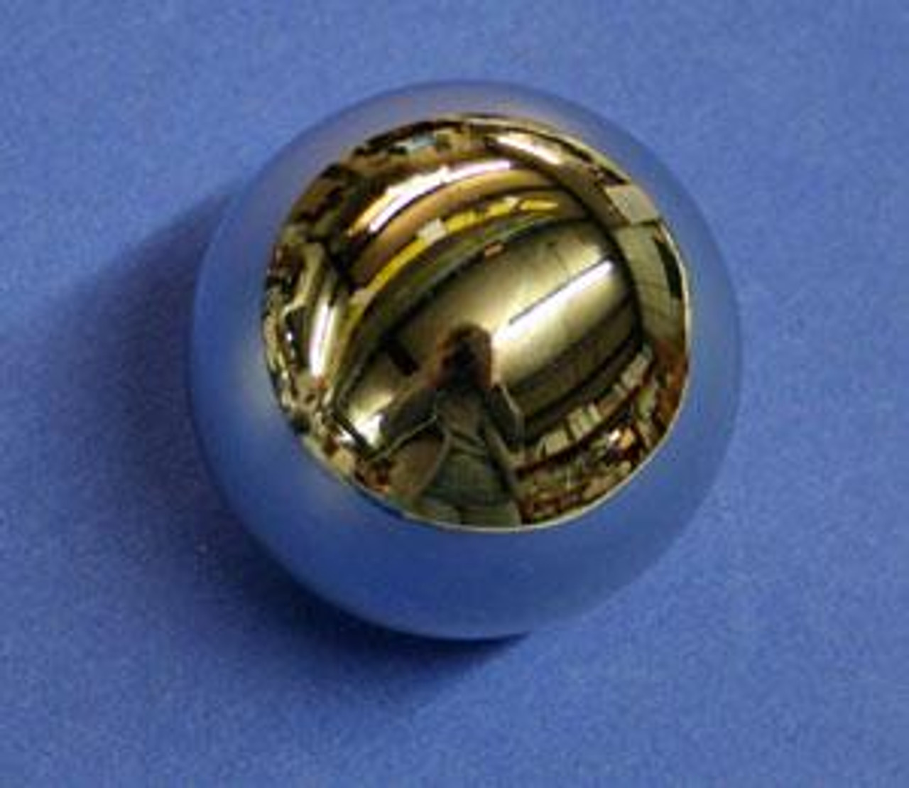 "1964-67 Chrome Shift Ball/Knob for 1/2"" Shaft"