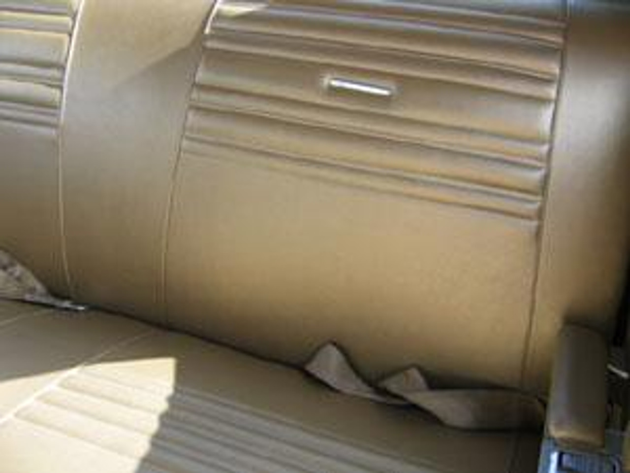 1965-68 Chevelle Rear Seat Covers
