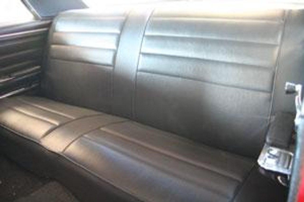 1965-68 Chevelle Seat Covers (Front & Rear)