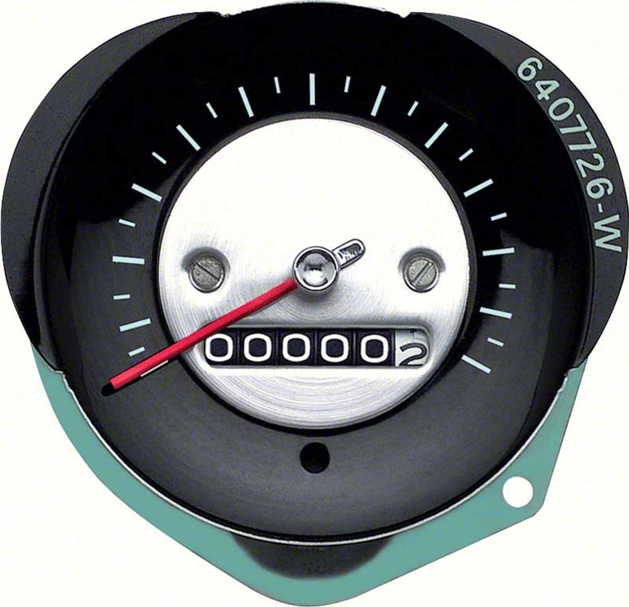1964-65 Chevelle or El Camino Speedometer Head