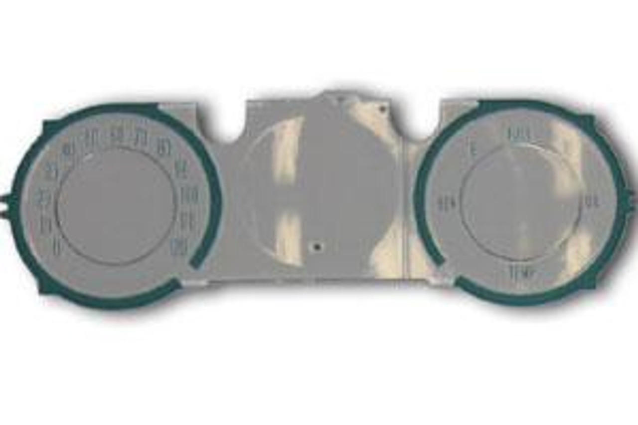 1964-65 Chevelle or El Camino Speedometer Lens (with Gauges)