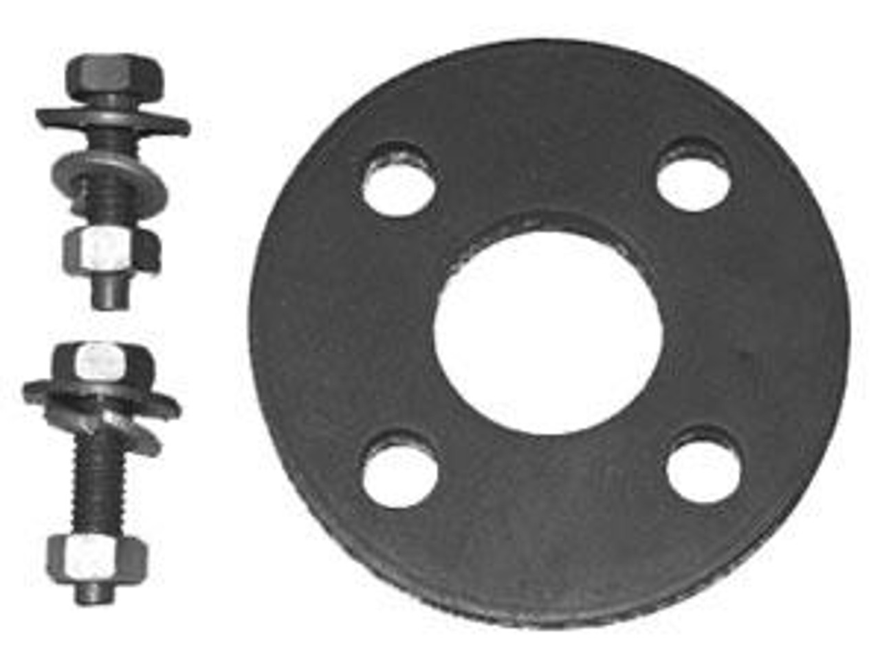 1964-72 Steering Rag Joint with Bolts