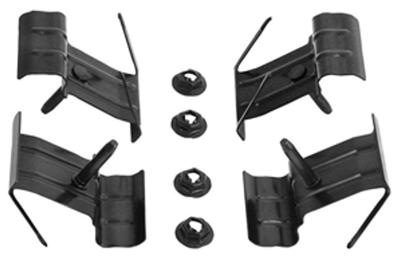 1968-72 Tailgate Molding Clips