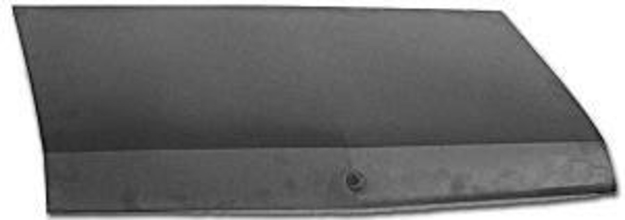 1968-72 Metal Trunk Lid Panel