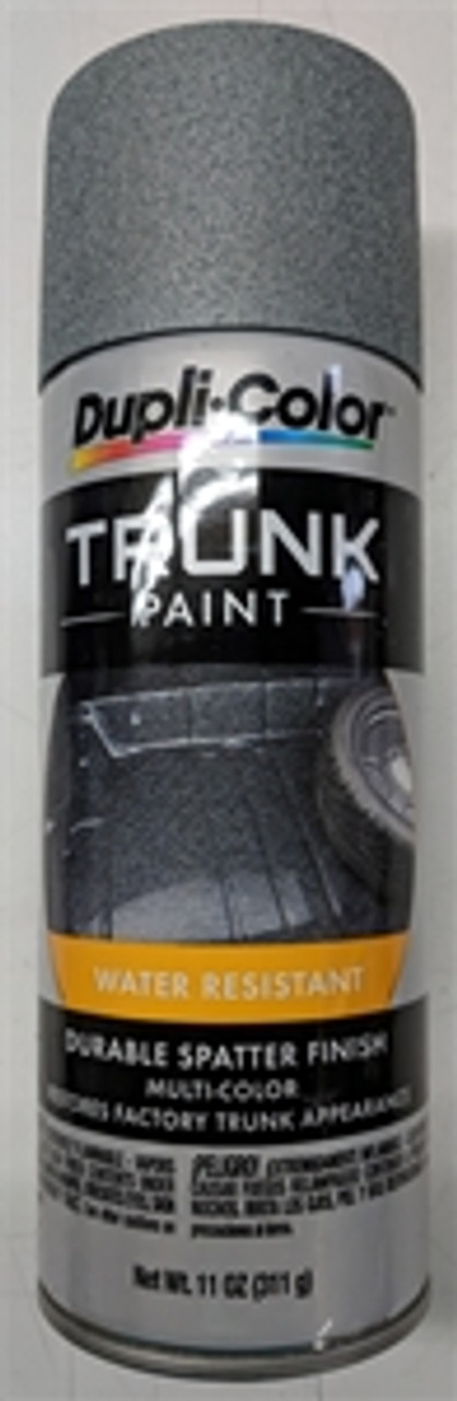 1964-66 Trunk Spatter Paint (Gray/White)