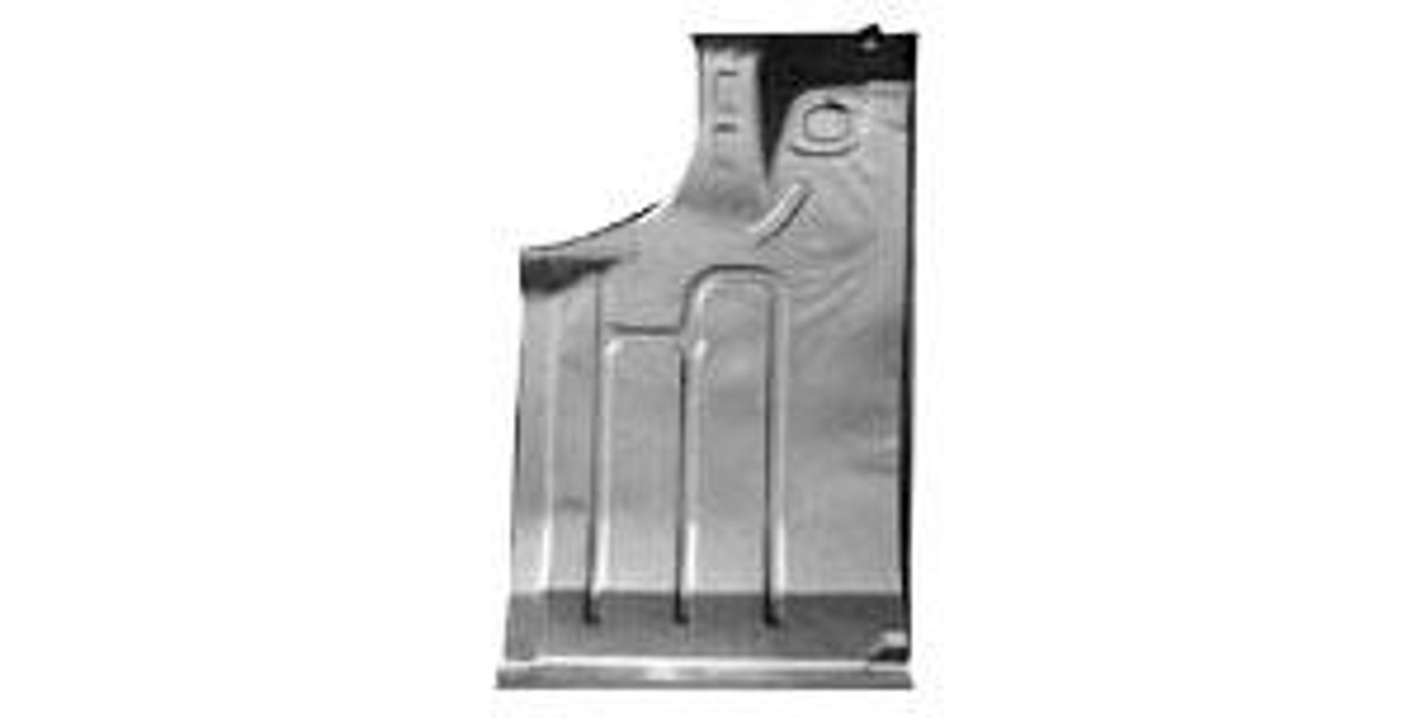 1964-67 Trunk Floor Pan (Left)