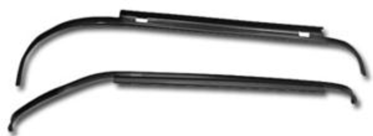 1968-72 Chevelle Trunk Weatherstrip Channel Pair1419XWT