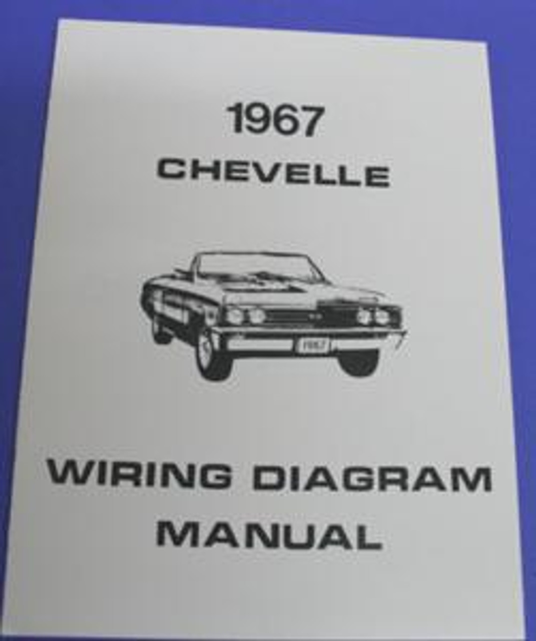 1967 Wiring Diagram - Ausley's Chevelle PartsAusley's Chevelle Parts