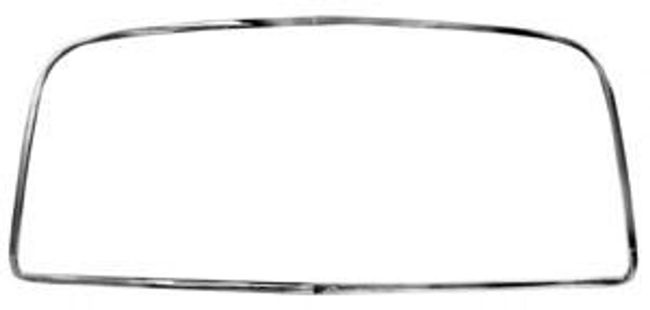 1968-72 Chevelle Rear Window Moldings