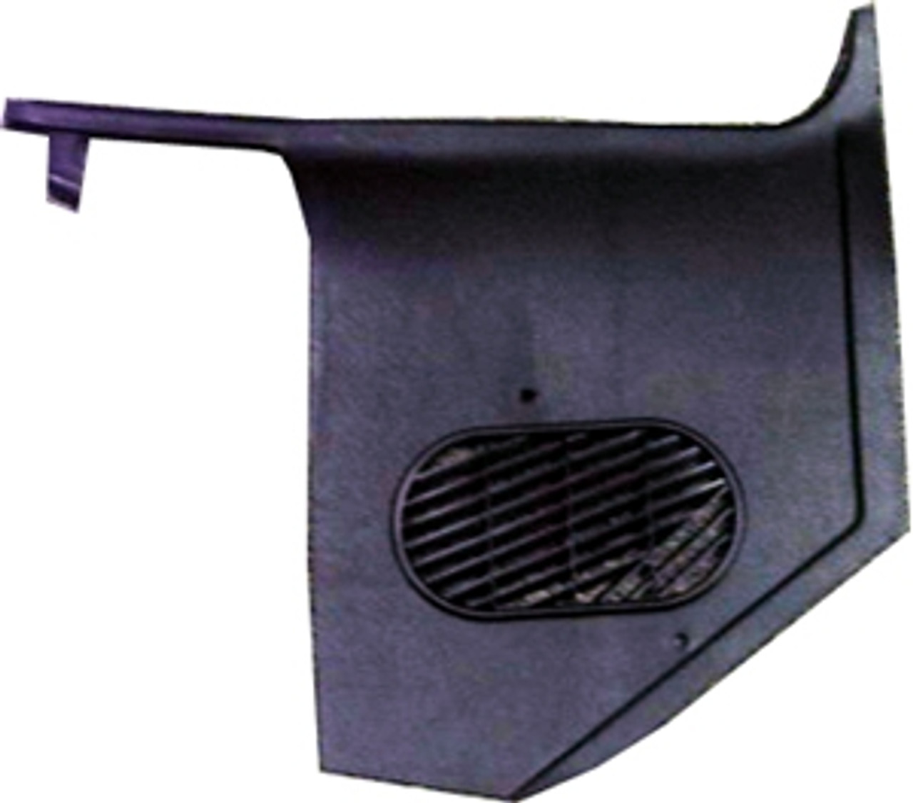 1965-66 Chevelle, El Camino  Kick Panels without Air (Pair)
