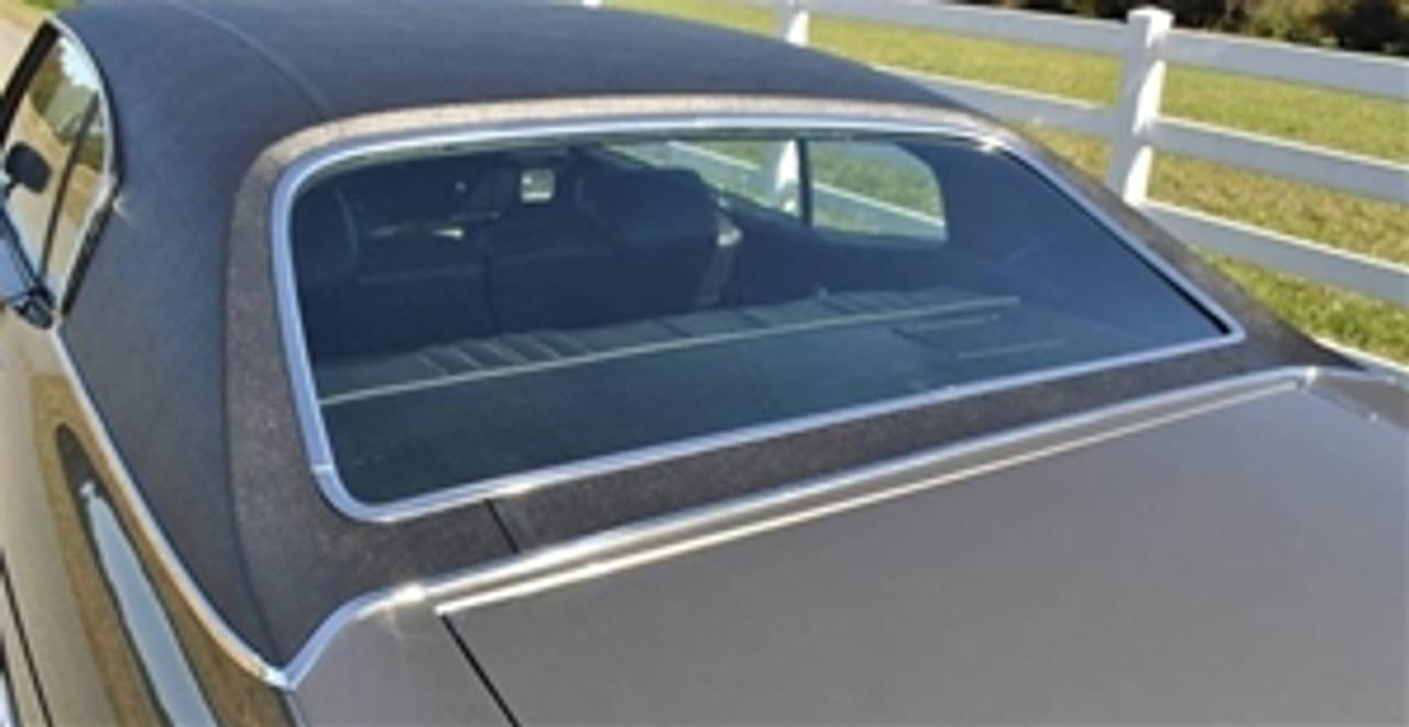 1970 72 Chevelle Vinyl Top Moldings Ausley S Chevelle Parts
