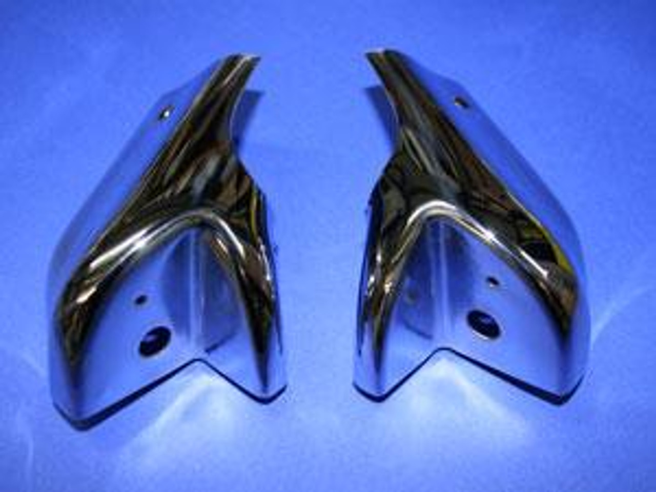 1966 1967 Convertible End Caps (Pair)