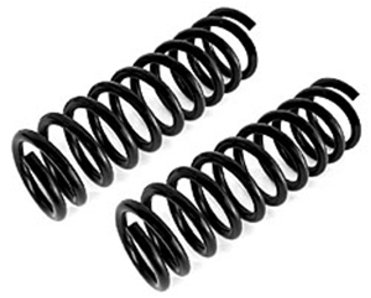 1968 Front Coil Springs 2 Dr. Deluxe Models w/out A/C