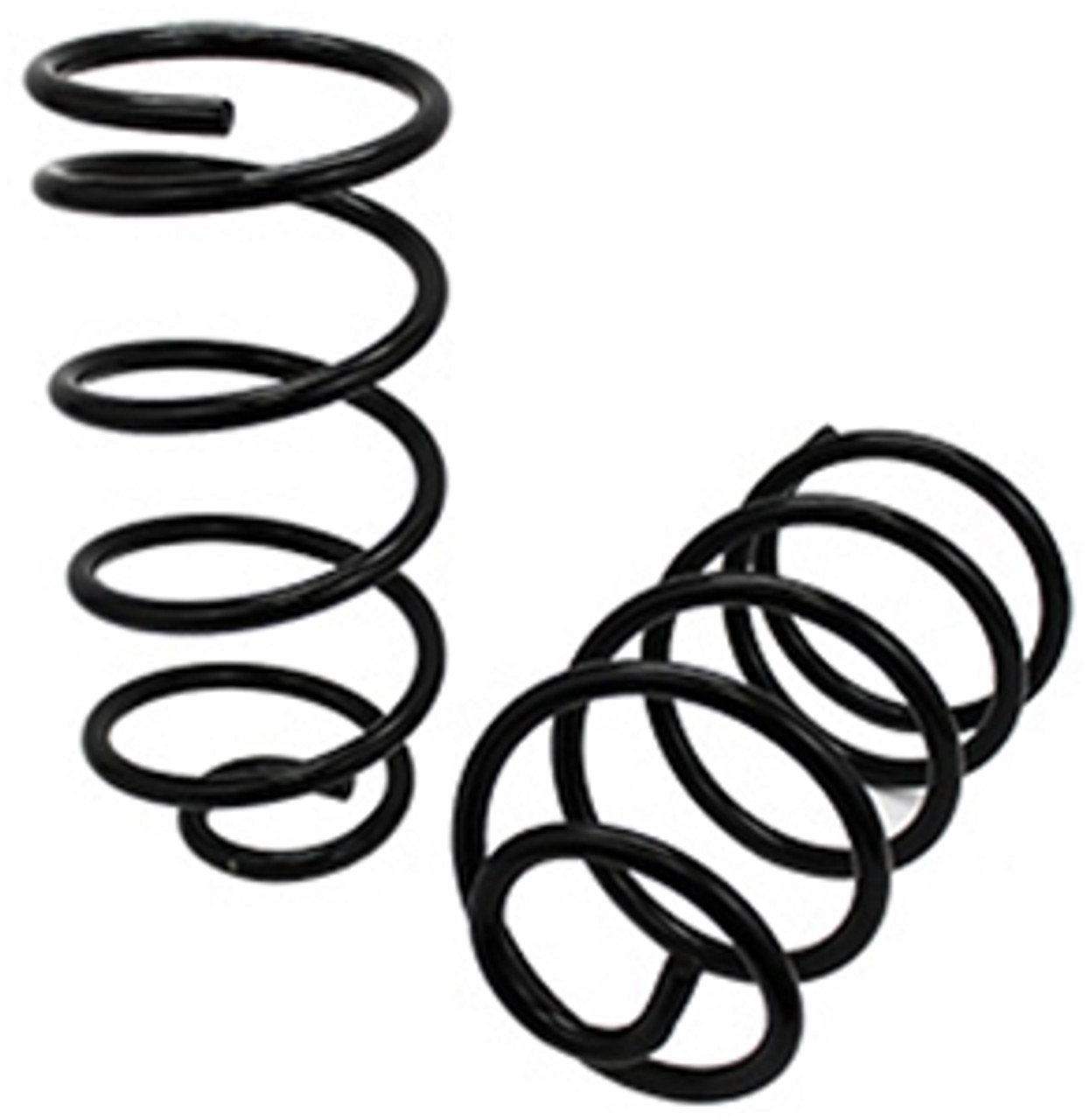 1965-66 Rear Coil Springs - All with Heavy Duty